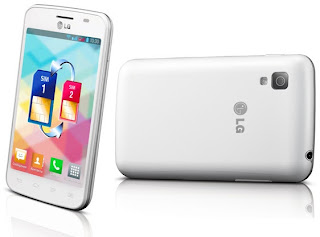Gambar LG Optimus L4 II Dual E445 Android Jelly Bean Murah