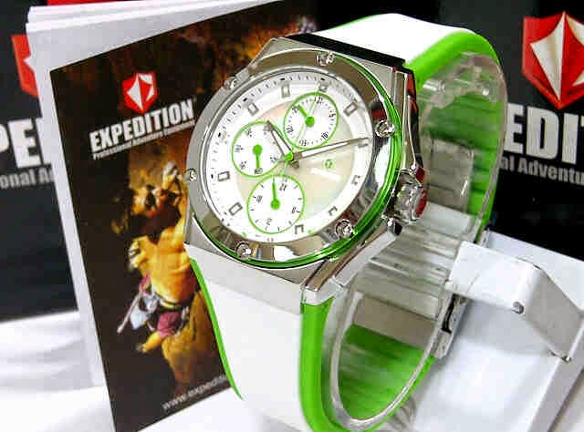Expedition E6391 Ladies hijau