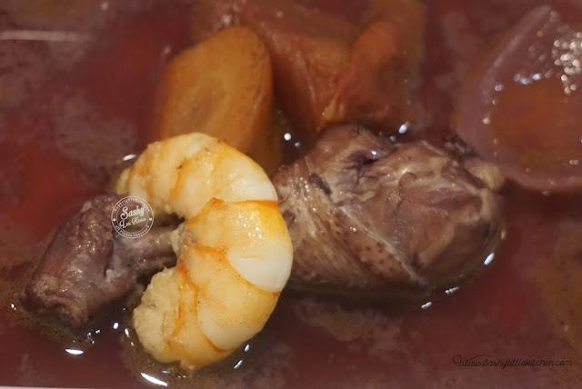 Coq Au Vin hidangan tradisional ala Prancis