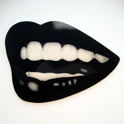 Tom Wesselmann's Mouth #15