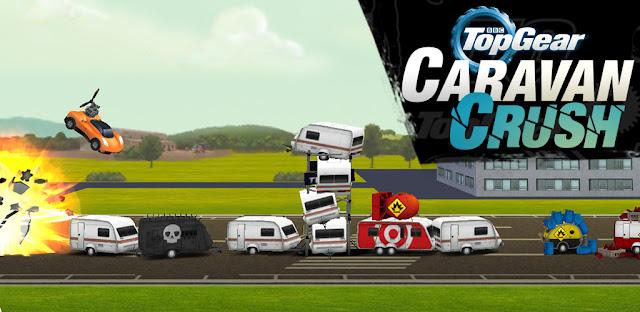 Top Gear: Caravan Crush v1.3.2 Apk Mod [Dinero]