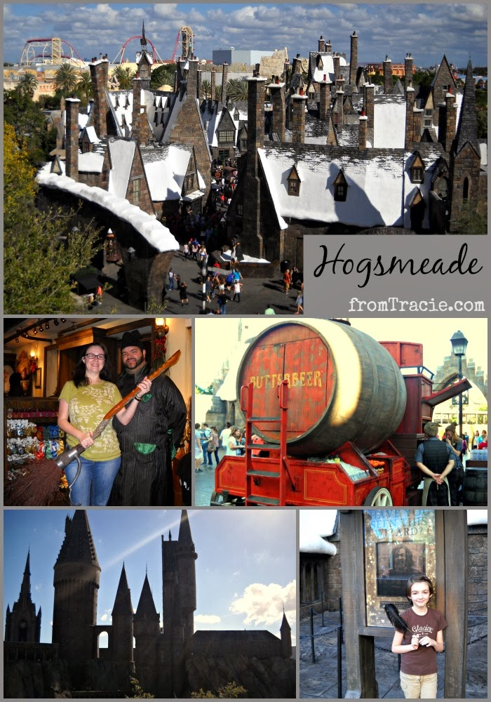 Hogsmeade Wizarding World of Harry Potter Orlando