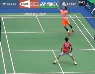 Badminton great defenses