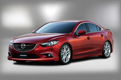 Mazda ATENZA GT Sound Special