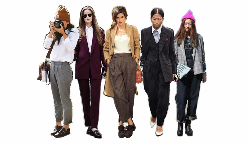 Creative Women Dressed As Men  Fashion Galleries  Telegraph