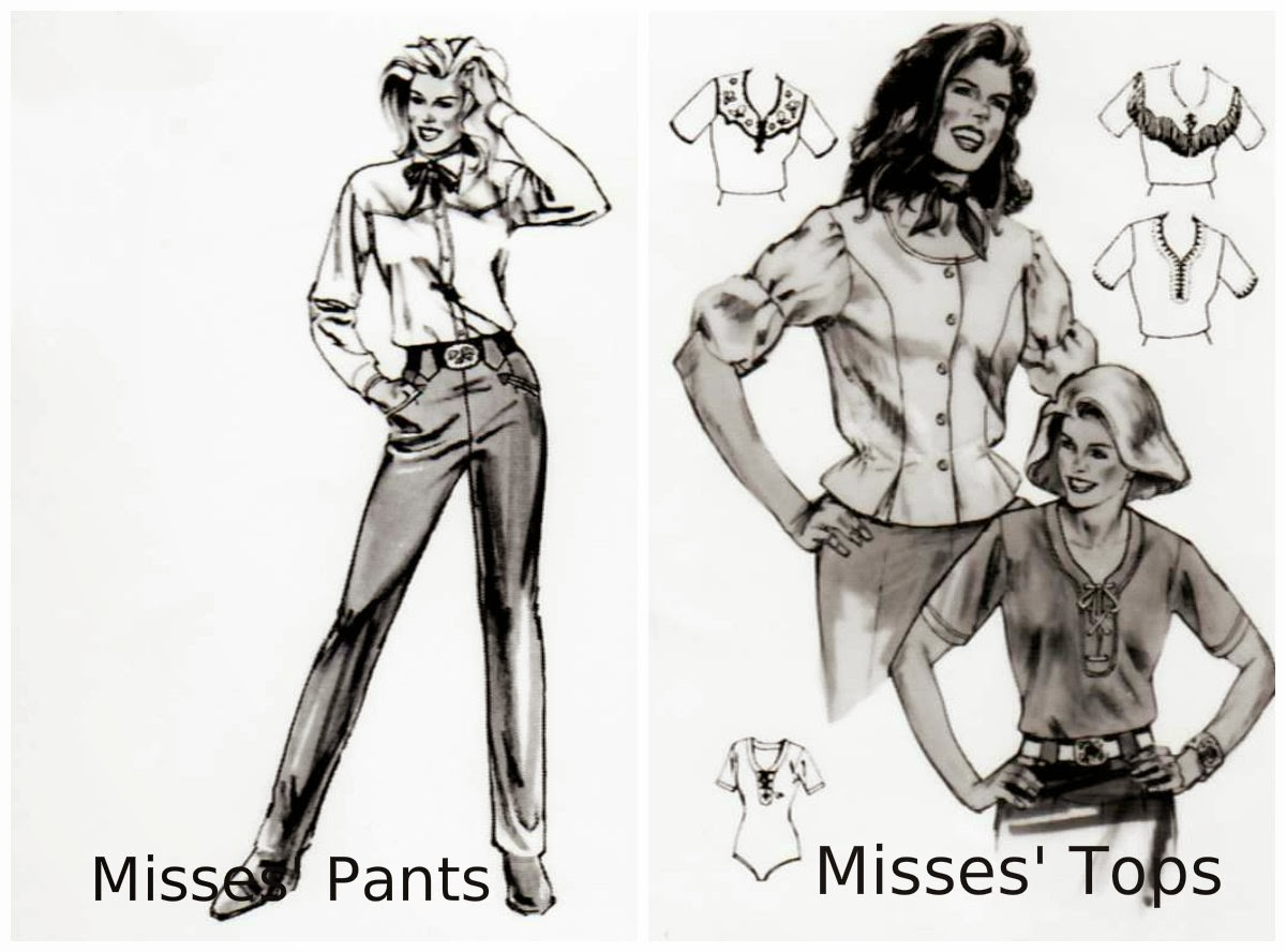 Starcross sewing review western wear sewing patterns some patterns look equestrian and may not be suitable for everyday wear but some of them especially the jackets would look great in any wardrobe jeuxipadfo Images