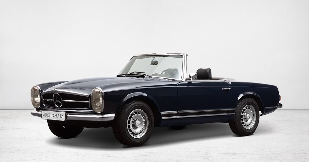 """All Cars NZ: 1970 Mercedes-Benz 280 SL """"Pagoda"""" for sale ..."""