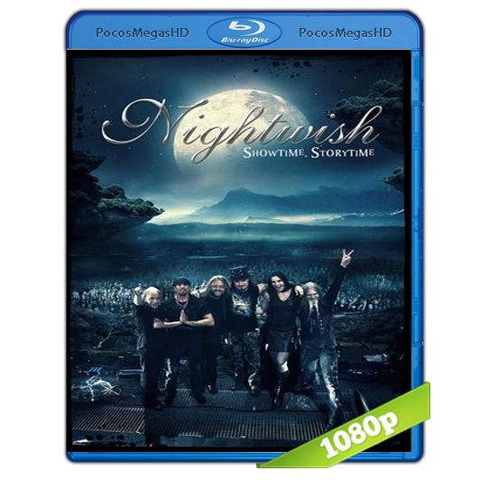 Nightwish:Showtime,Storytime (2013) BrRip 1080p inglés AC3 5.1‏