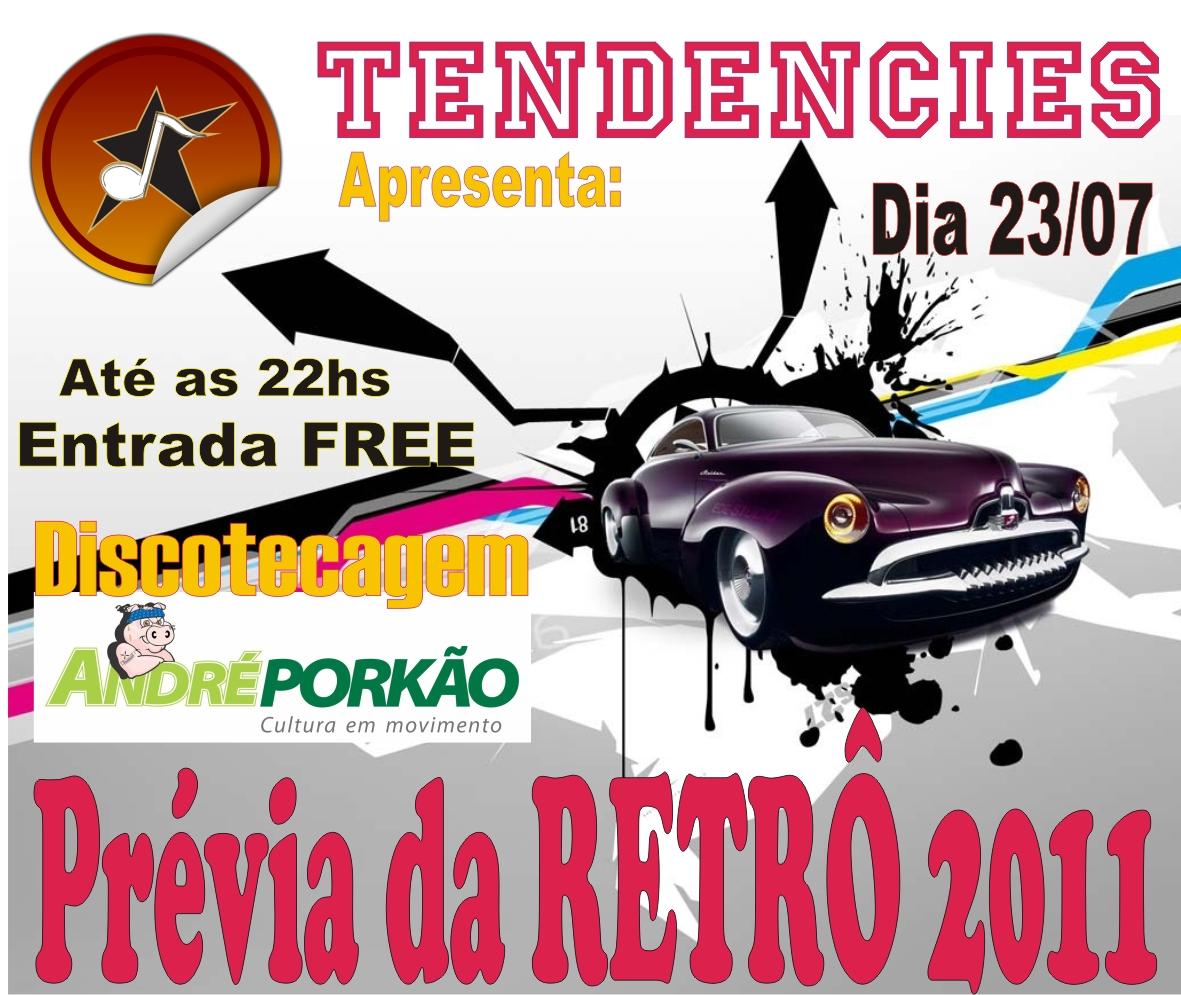 Prévia da RETÔ 2011