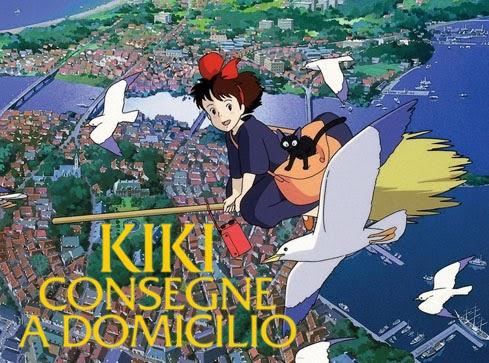 Kiki Consegne a domicilio recensione Studio Ghibli