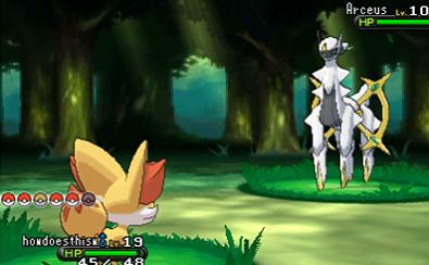[Discussão] Pokémon ( Série de Jogos) - Página 2 Arceus