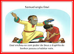 Samuel ungiu Davi