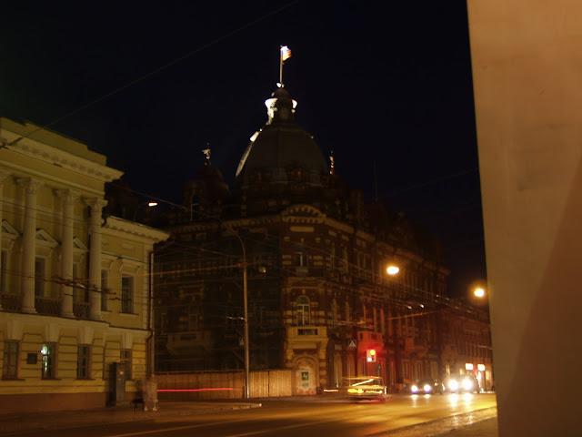 ночные трассы