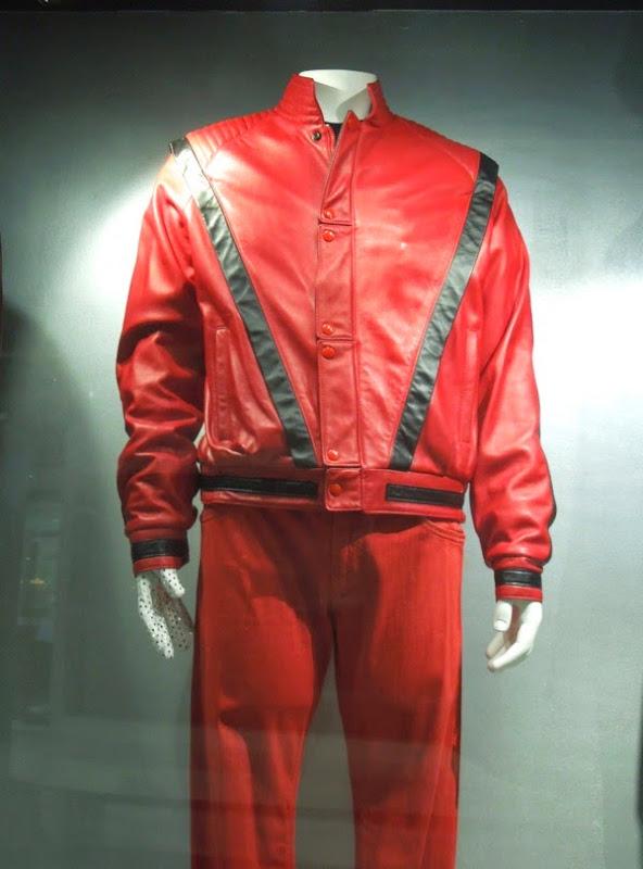 Dulé Hill Psych Michael Jackson Thriller homage costume