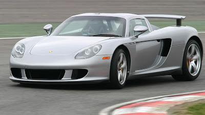 mobil carrera GT Paul Walker