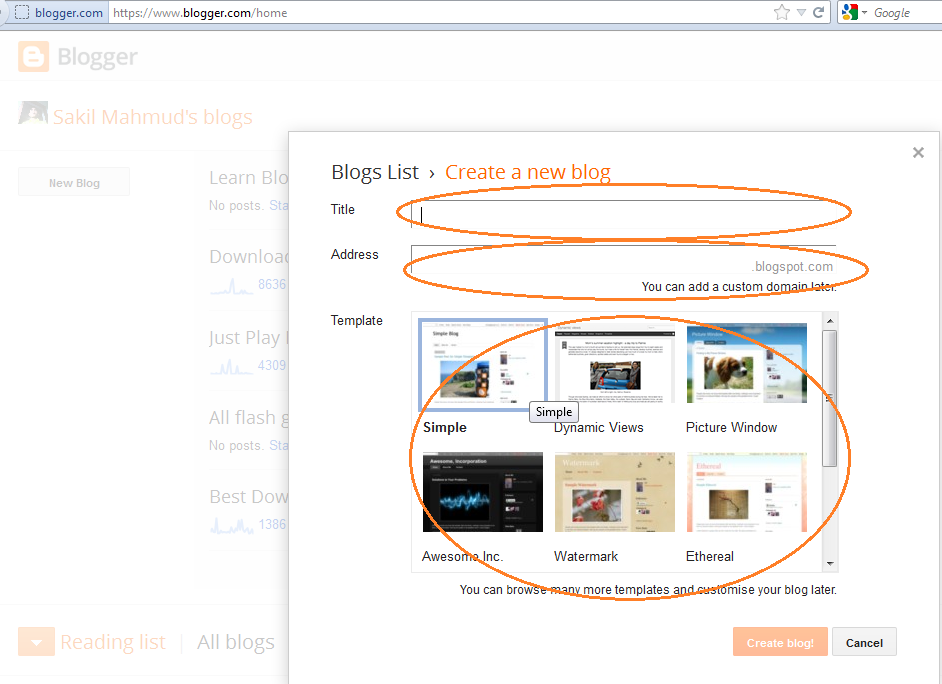 http://bloggersakil.blogspot.com/2014/01/how-to-make-blog-in-minute.html