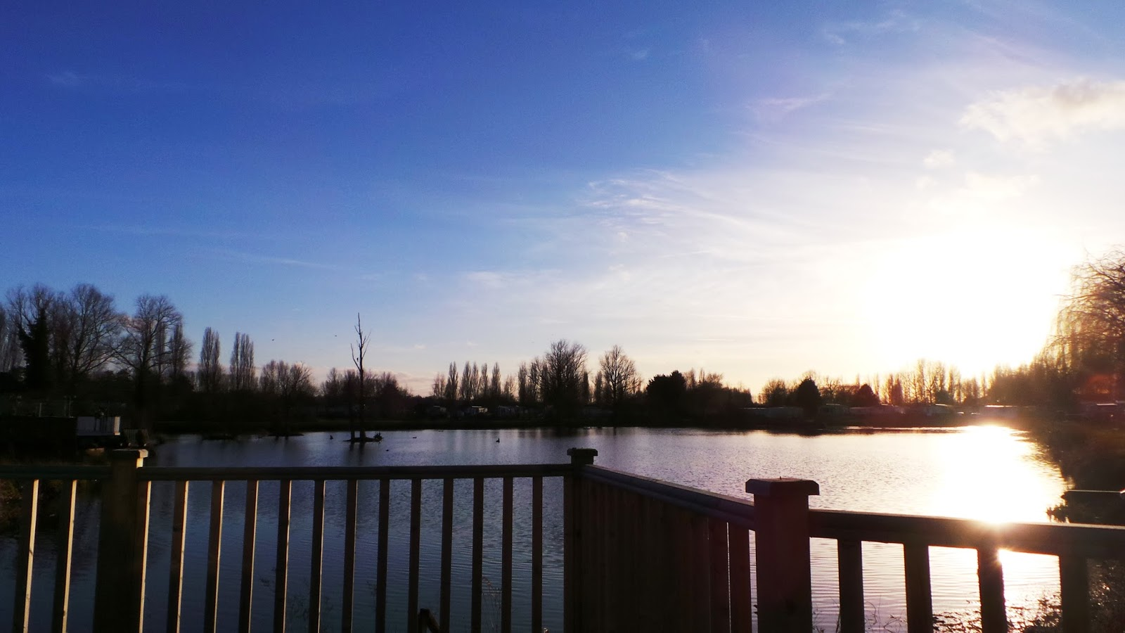 Review / Blog Billing Aquadrome Holiday Park, Northamptonshire