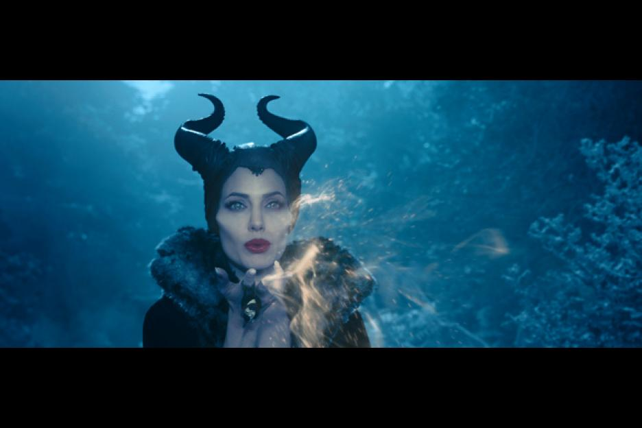 "Disney announces the release of MALEFICENT: The Official Multi-Touch Book, based on Disney's highly anticipated film ""Maleficent,"" in theaters May 30, 2014."