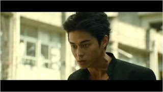 Kaburagi Kazeo Crows Zero