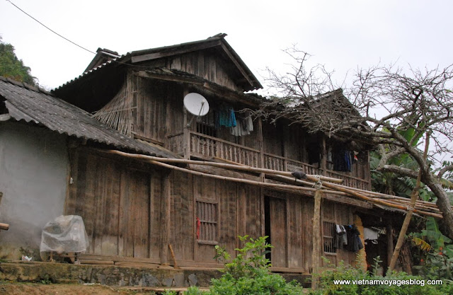 Village Na Hối, Commune Bắc Hà - Photo An Bui