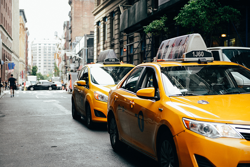 the petticoat photo diary new york taxis sirographics