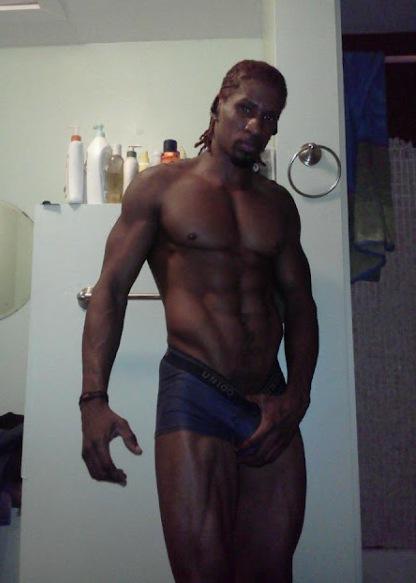 Hung Gay Black Men