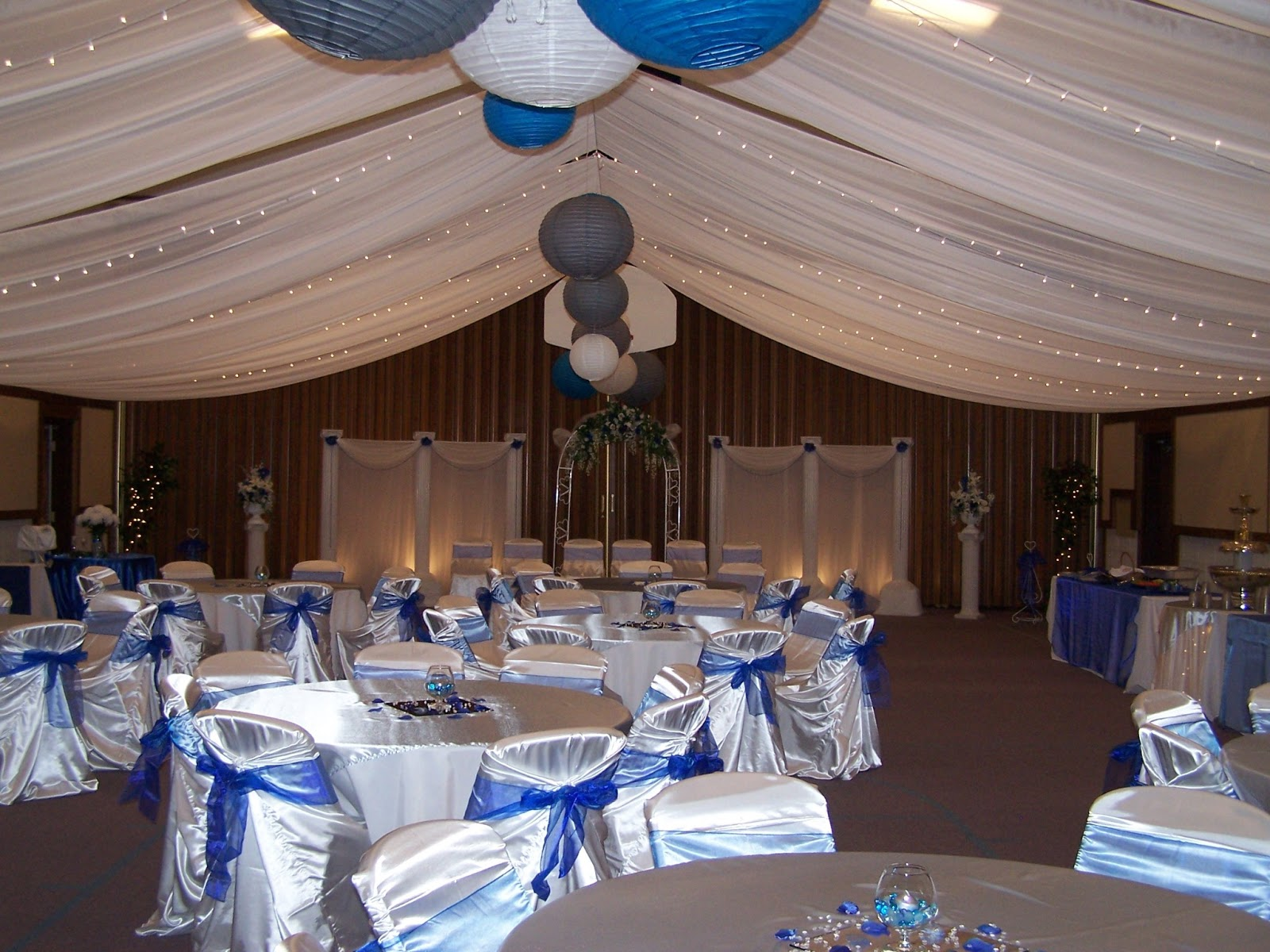 Wedding decoration rentals romantic decoration for Wedding event decorators