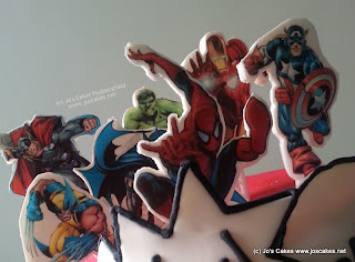 Superheros+2+Tier+Birthday+Cake+(4) 21st birthday cakes huddersfield 5 on 21st birthday cakes huddersfield
