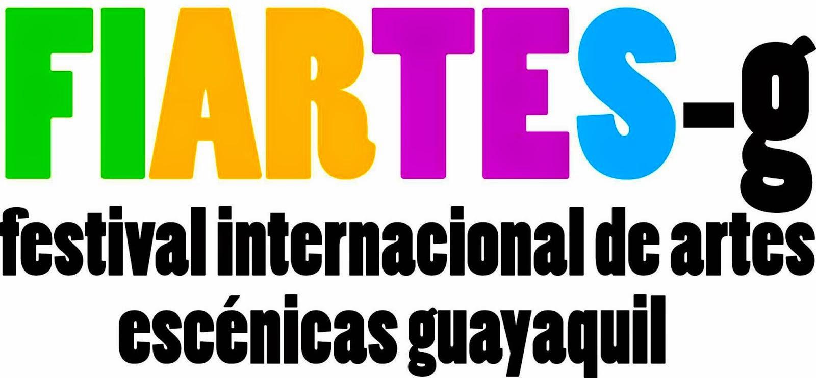 FESTIVAL ARTES ESCÉNICAS