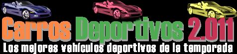 Carros deportivos 2.011