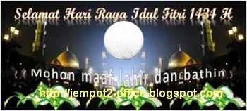 download contoh atau Sample Kartu Ucapan Idul Fitri 2013 atau kartu ...