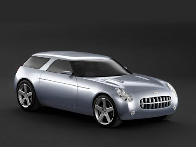 2013 Chevrolet Nomad Concept Wallpaper