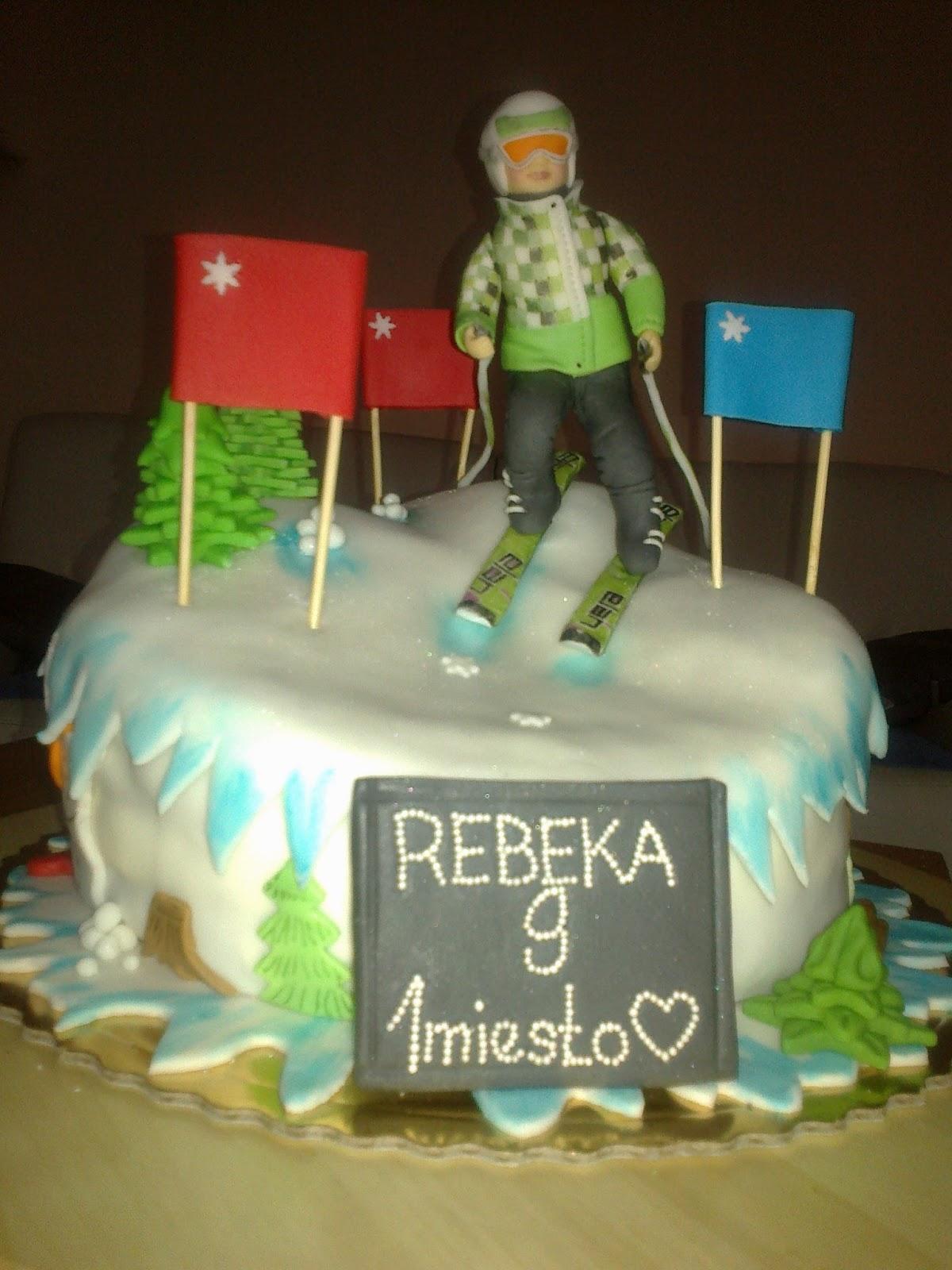 Torta Lyžiarka