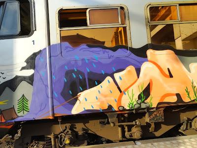 graffiti Noach