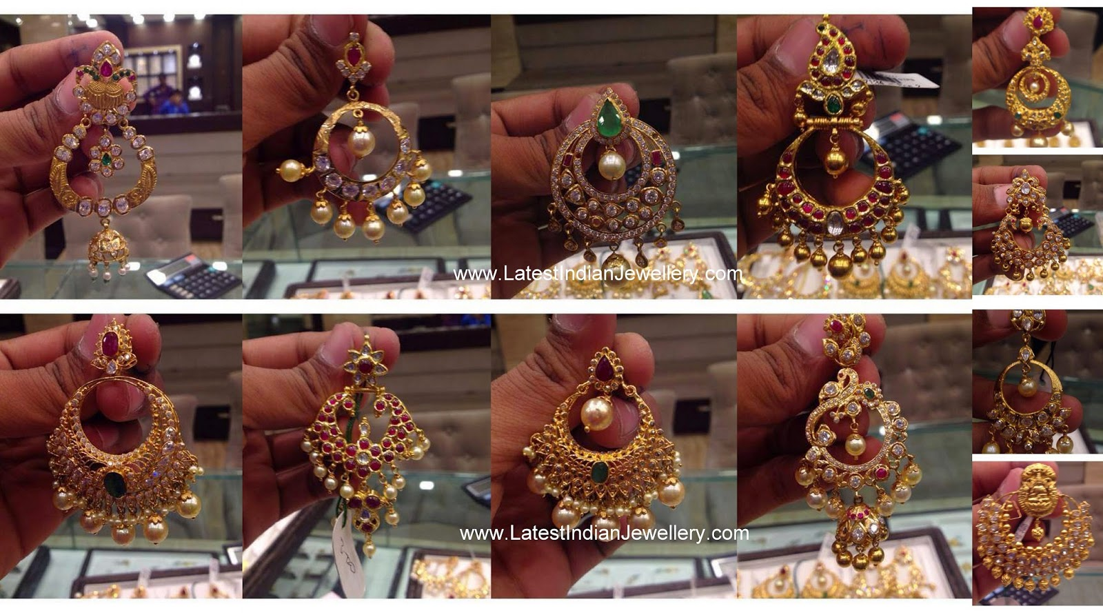 Latest Chand Bali Designs Collection