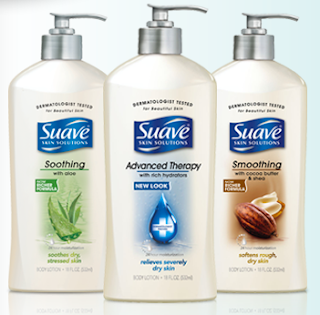 Enter to Win a Bottle of Suave Lotion – 13,000 Winners!