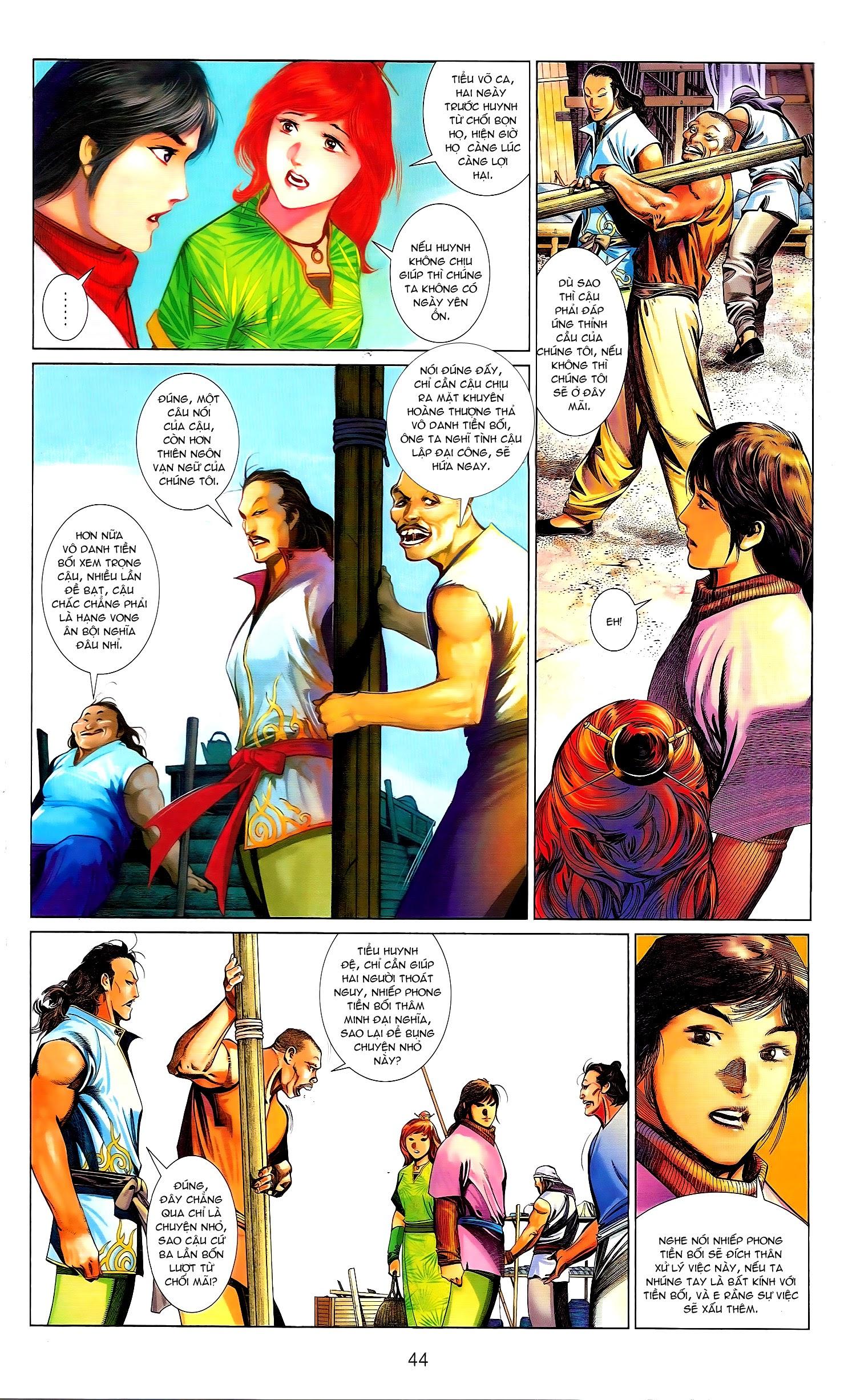 Phong Vân chap 671B Trang 15 - Mangak.info