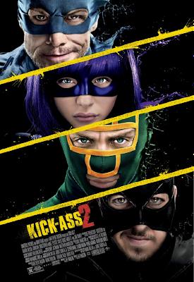 Kick Ass 2 movie poster large malaysia