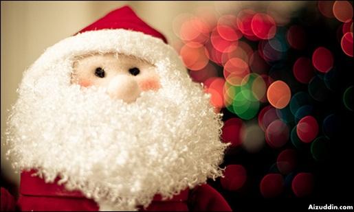 APAKAH HUKUM ORANG ISLAM UCAP MERRY CHRISTMAS?