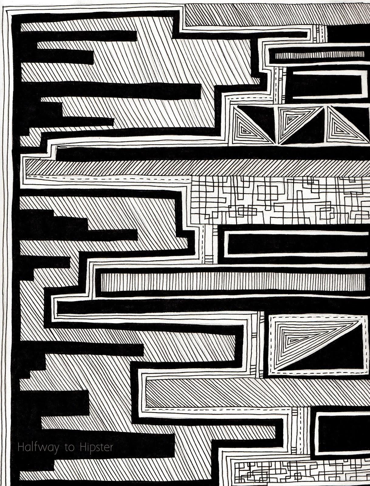 Zentangles Volume 1