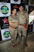Terence, Shilpa and Sajid Khan On location shoot of 'Nach Baliye 6'