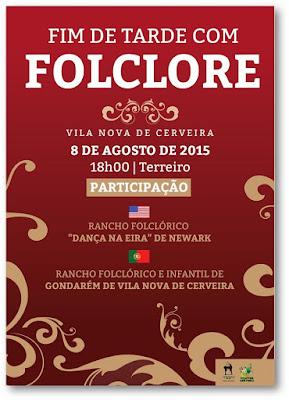 Fim de Tarde com Folclore - Vila Nova de Cerveira