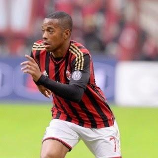 Alamak... Milan Pinjamkan Robinho ke Santos