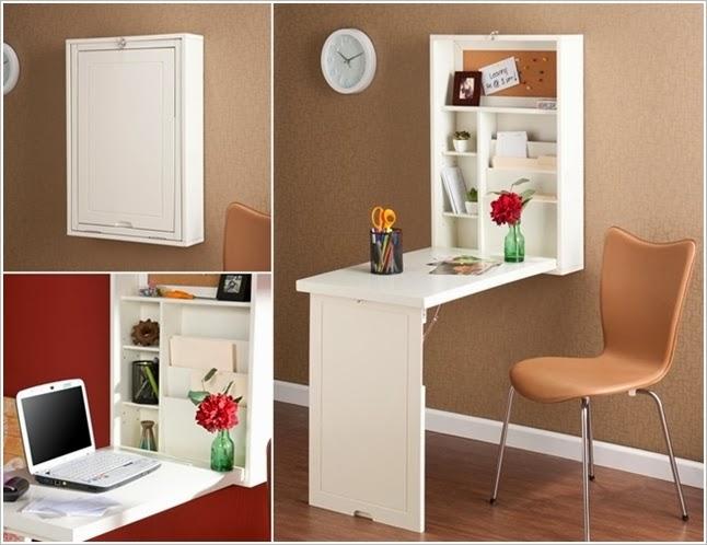 Folding furniture for saving space muebles despegables - Muebles para ahorrar espacio ...