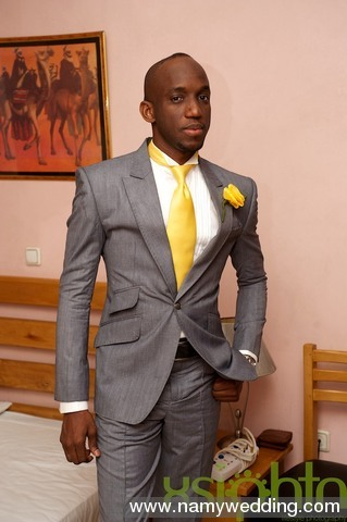 Pictures From Obiwon's Church Wedding & Reception. 30
