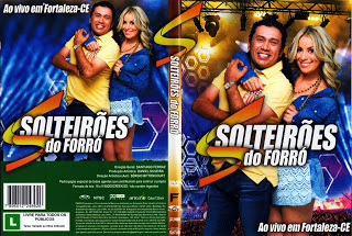 DVD Solteirões do Forró – Sunset (2015)