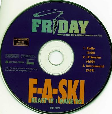 E-A-Ski – Blast If I Have To (Promo CDS) (1995) (320 kbps)