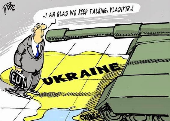 Image result for Ukraine's offensive CARTOON