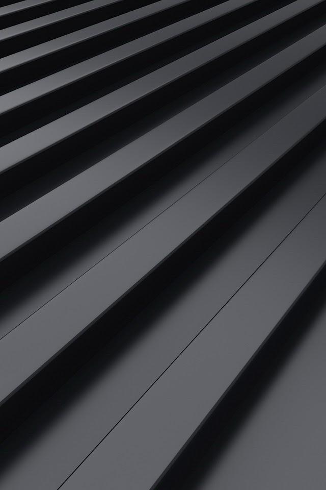 3D Dark Cuboids   Galaxy Note HD Wallpaper