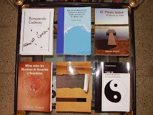 Libros del Sistema de Sanación Tinerfe